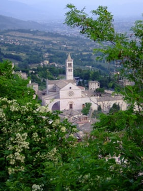 Spiritual Meditation & Mindfulness Retreats in Assisi, Italy, Europe church photo 2